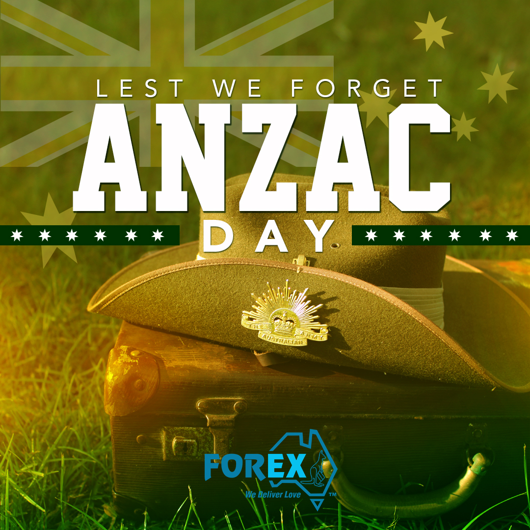 ANZAC DAY Holiday Advisory.