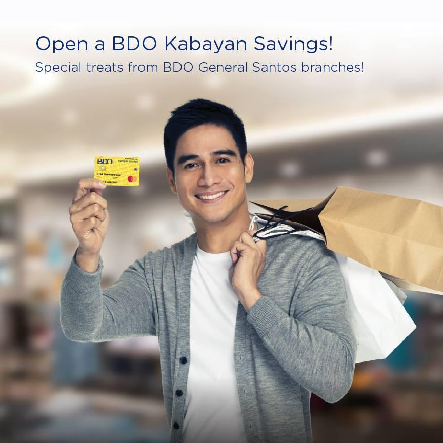 BDO Kabayan OFW Special Treats in GenSan
