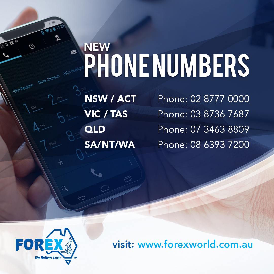Forex New Contact Numbers